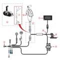 Электропроводка для подключения системы Active Trim