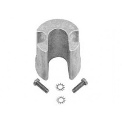 Анод, алюминий (цилиндры системы гидроподъема, Bravo)