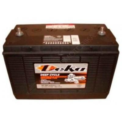 Основной аккумулятор Deka 7Т31P (12 В, 140 А●ч)