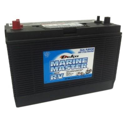 Основной аккумулятор Deka DP31DT (12 В, 110 А●ч)