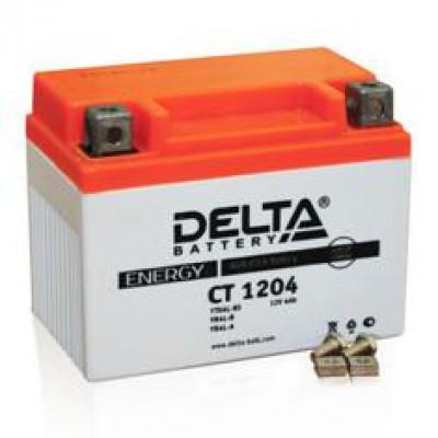 Аккумулятор Delta (12 В, 4 А●ч, 113x70x89 мм)