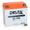 Аккумулятор Delta (12 В, 5 А●ч, 114x69x109 мм)