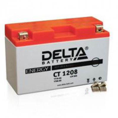 Аккумулятор Delta (12 В, 8 А●ч, 150x66x94 мм)
