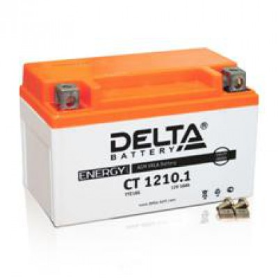 Аккумулятор Delta (12 В, 10 А●ч, 150x87x93 мм)