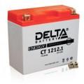 Аккумулятор Delta (12 В, 12 А●ч, 150x70x131 мм)