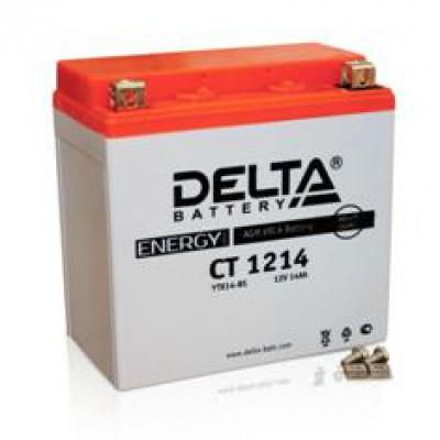 Аккумулятор Delta (12 В, 14 А●ч, 150x87x148 мм)
