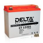 Аккумулятор Delta (12 В, 20 А●ч, 205x90x164 мм)