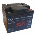 Основной аккумулятор WBR MB40-12 (12 В, 40 А●ч)