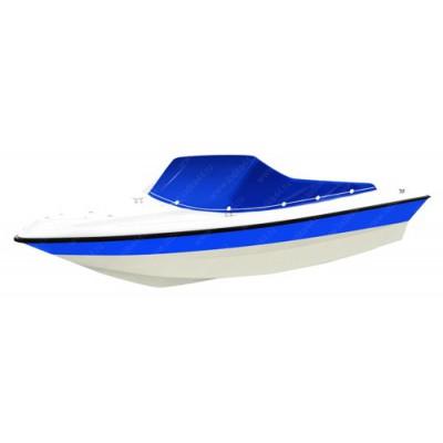 """Стояночный тент для лодки """"Неман 400"""""""