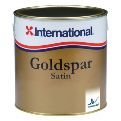 """Однокомпонентный матовый лак """"Goldspar Satin"""" (для кают)"""
