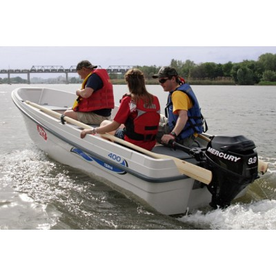 Пластиковая лодка Terhi 400 (4,01 м)