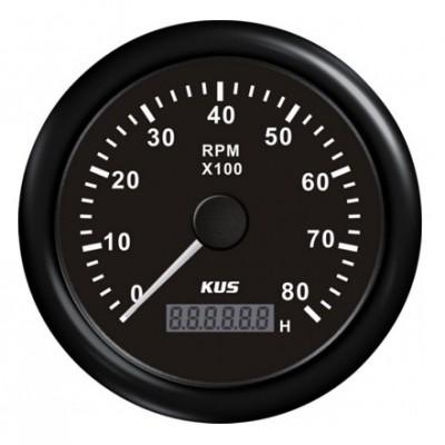 Тахометр KUS (0 - 8000 об/мин)