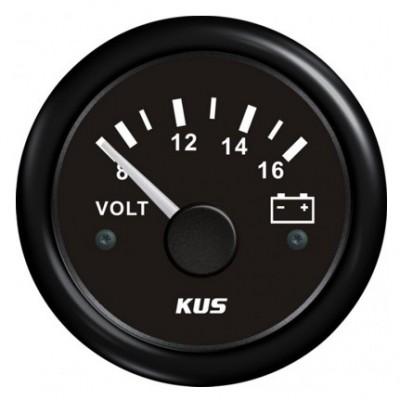 Вольтметр KUS (8 - 16 В)