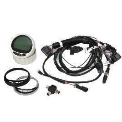 Цифровой прибор Merc Monitor (18 показаний, Eco Screen, Smart Tow)