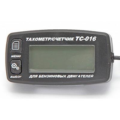 Цифровой тахометр / счетчик мото-часов (на румпель)