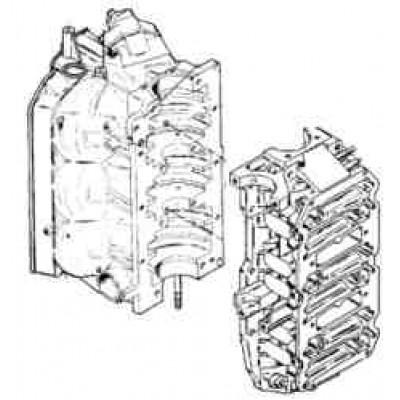 Блок цилиндров для Mercury V-135