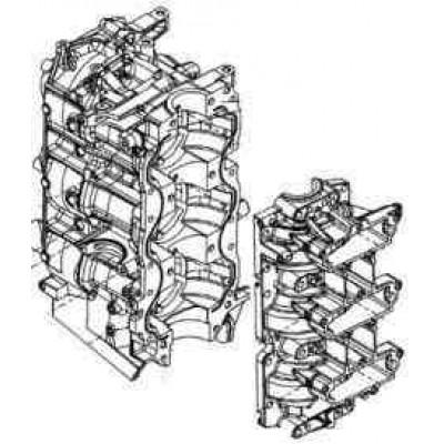 Блок цилиндров для Mercury 75 DFI