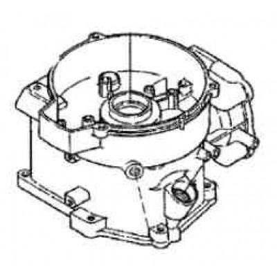 Блок цилиндров для Mercury 4 - 6 (4Т)