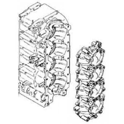 Блок цилиндров для Mercury 100 - 115