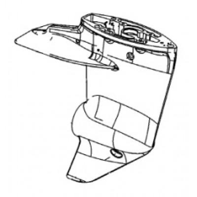 Корпус редуктора для Mercury 6 - 15