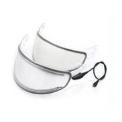 Визор с электроподогревом для шлема Vega VR1