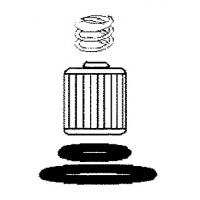 Фильтр топливный (MerCruiser 3.0L)
