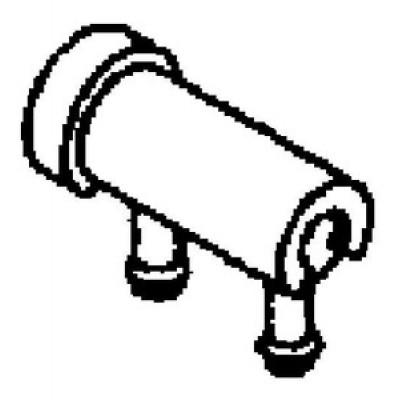 Фильтр топливный (F75 - F115 EFI)