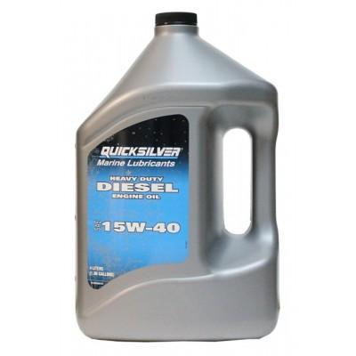 Масло 15W-40 для дизельных двигателей, 4 л