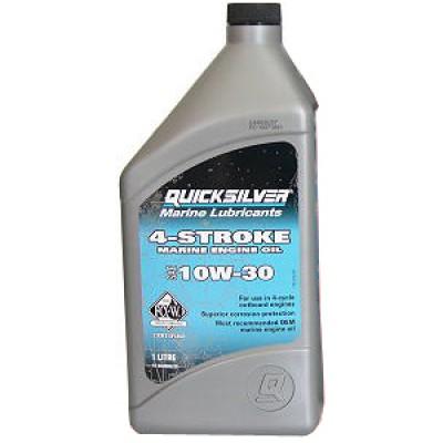 Минеральное масло 10W-30 для ПЛМ, 1 л