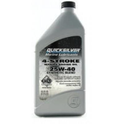 Полусинтетическое масло 25W-40 для ПЛМ, 1 л