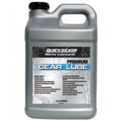 Трансмиссионное масло Q/S Gear Lube 80W-90, 10 л