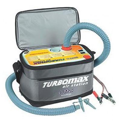 Насос электрич. Bravo Turbo Max (1000 л/мин, 250 мБар, 12 В)