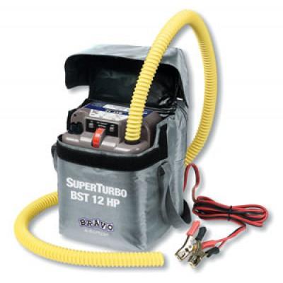 Насос электрич. Bravo BST 12 HP (450 л/мин, 800 мБар, 12 В)