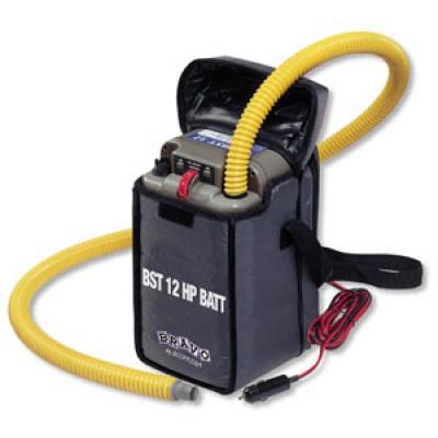 Насос электрич. Bravo BST 12 HP Batt (450 л/мин, 800 мБар, 12 В)