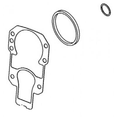 Прокладка поворотно-откидной колонки Alpha I