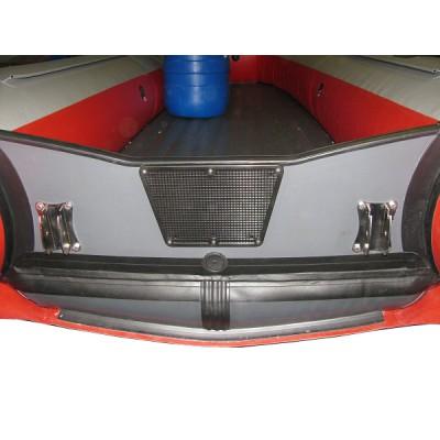 транцевые колеса для лодки с надувным дном