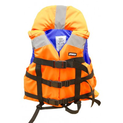 """Спасательный жилет """"Юнга"""" для детей 3-9 лет (до 25 кг)"""