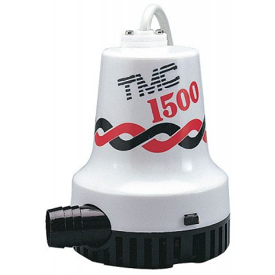 Трюмная помпа TMC-1500, 95 л/мин
