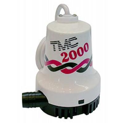 Трюмная помпа TMC-2000, 120 л/мин