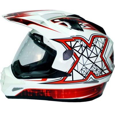"Шлем ""мотард"" RSV Korsar X"