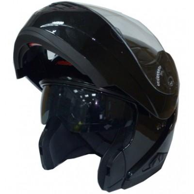 Шлем-модуляр RSV Saturn Black
