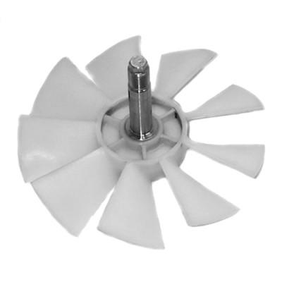 Крыльчатка вентилятора двигателя
