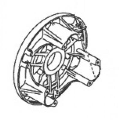 Ведущий шкив вариатора, подвижная половина