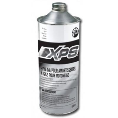 Масло BRP HPG Shock Oil для амортизаторов снегоходов, 1 л