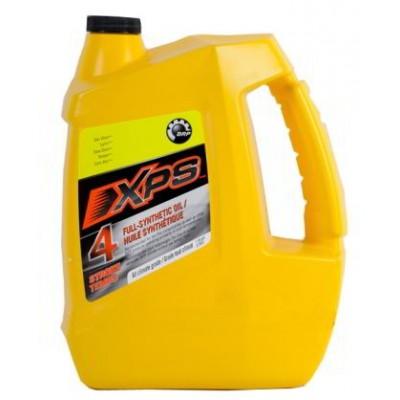 Синтетическое 4-тактное масло BRP XPS, SAE 0W-40, 4 л