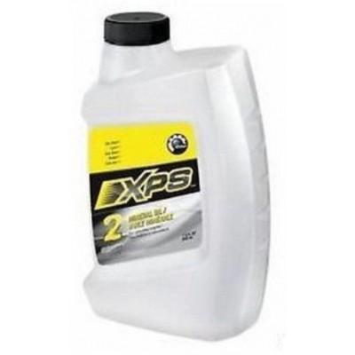 Минеральное 2-тактное масло BRP XPS, 1 л