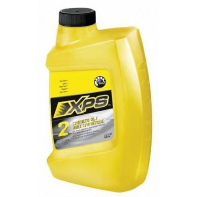 Синтетическое 2-тактное масло BRP XPS, 1 л