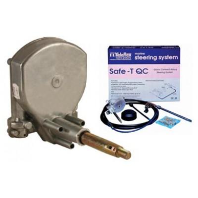 Рулевой редуктор Safe-T QC для ПЛМ до 150 л.с.