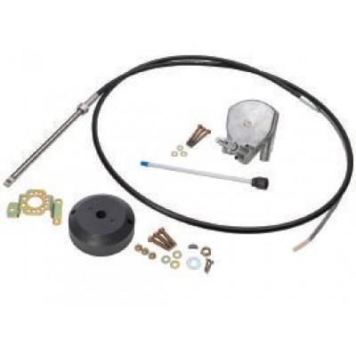 Рулевой редуктор Safe-T QC для ПЛМ до 150 л.с. (с тросом)
