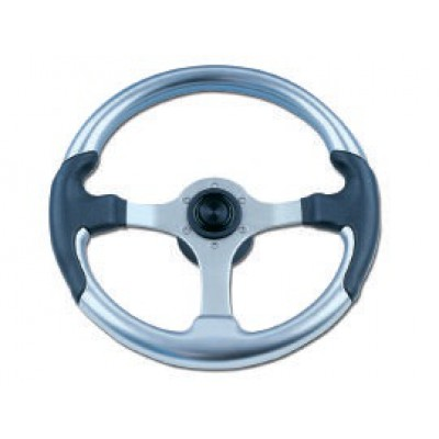 Рулевое колесо с алюминиевым ободом